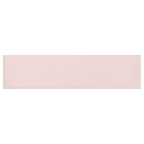 Oska Powder Pink Matt Porcelain