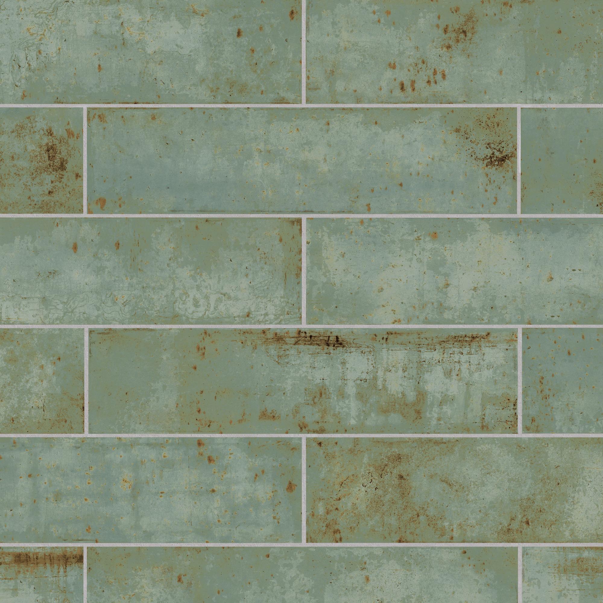 Camden Marine Ceramic Tile Mandarin Stone