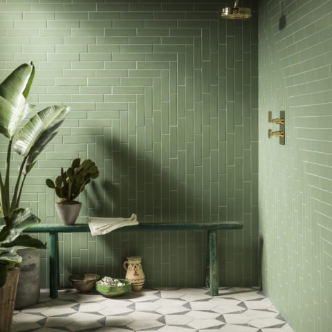 oska-jungle-green-porcelain-tile-with-plants-and-bench-2