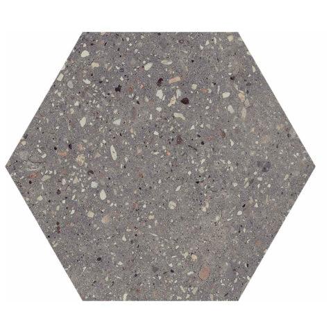 Hendrix Moss Hexagon Porcelain