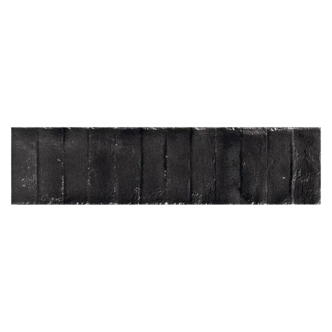 Form Black Wall Decor Porcelain