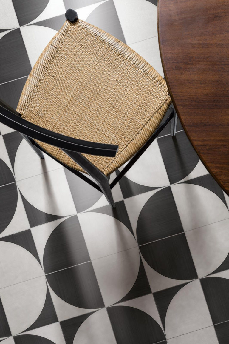 Helix-Black-Decor-2-3-Porcelain-Floor-Tiles