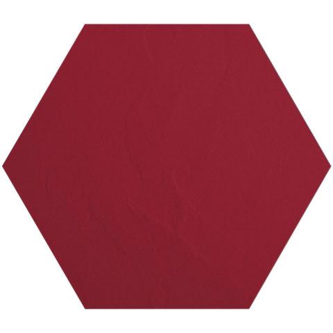 Stellar Red Matt Porcelain