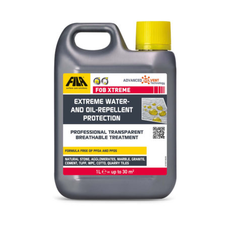 Fila Fob Xtreme | Solvent base sealant for all surfaces