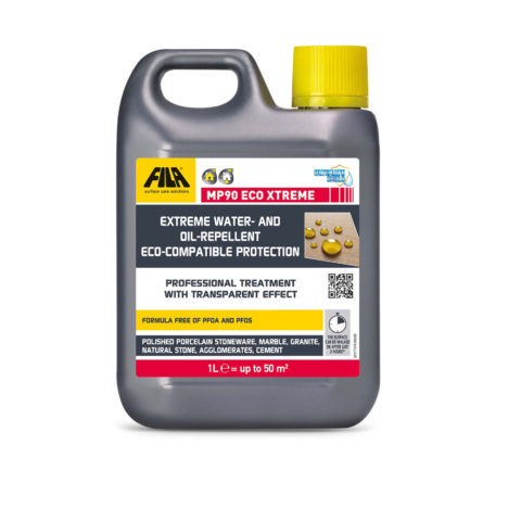 Fila MP90 Eco Xtreme | Water based sealant for all surfaces