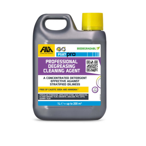 Fila PS/87 Pro | Professional degreasing detergent