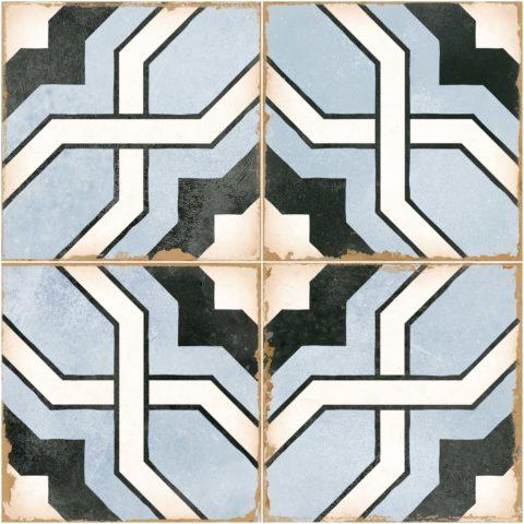 Tangier Ava Blue Ceramic