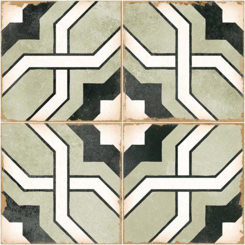 Tangier Ava Green Ceramic