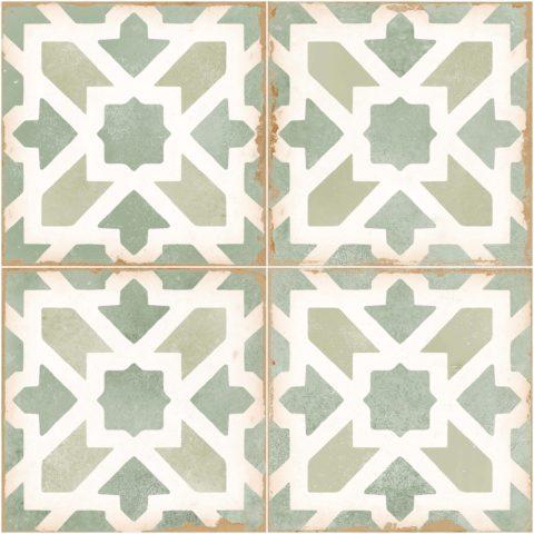 Tangier Ivy Green Ceramic