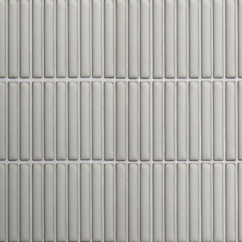 Iggy White Gloss Porcelain Mosaic