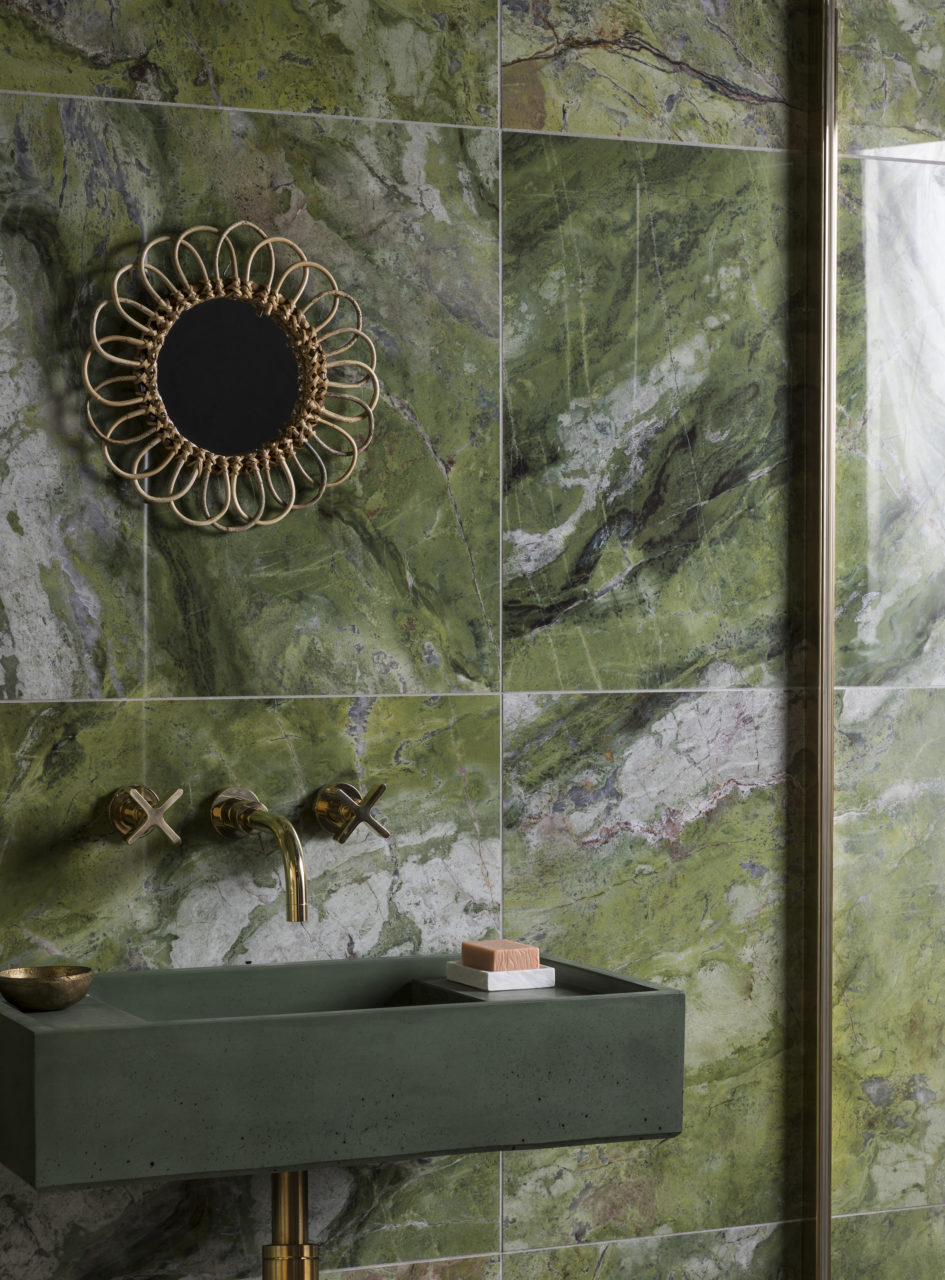 paradise-green-gloss-wall-bathroom-tiles